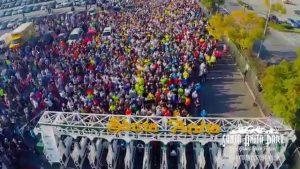 Durby 5k Run . Durby Day