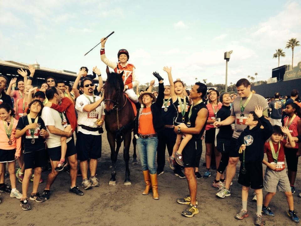 Sponsorship Derby Day 5k