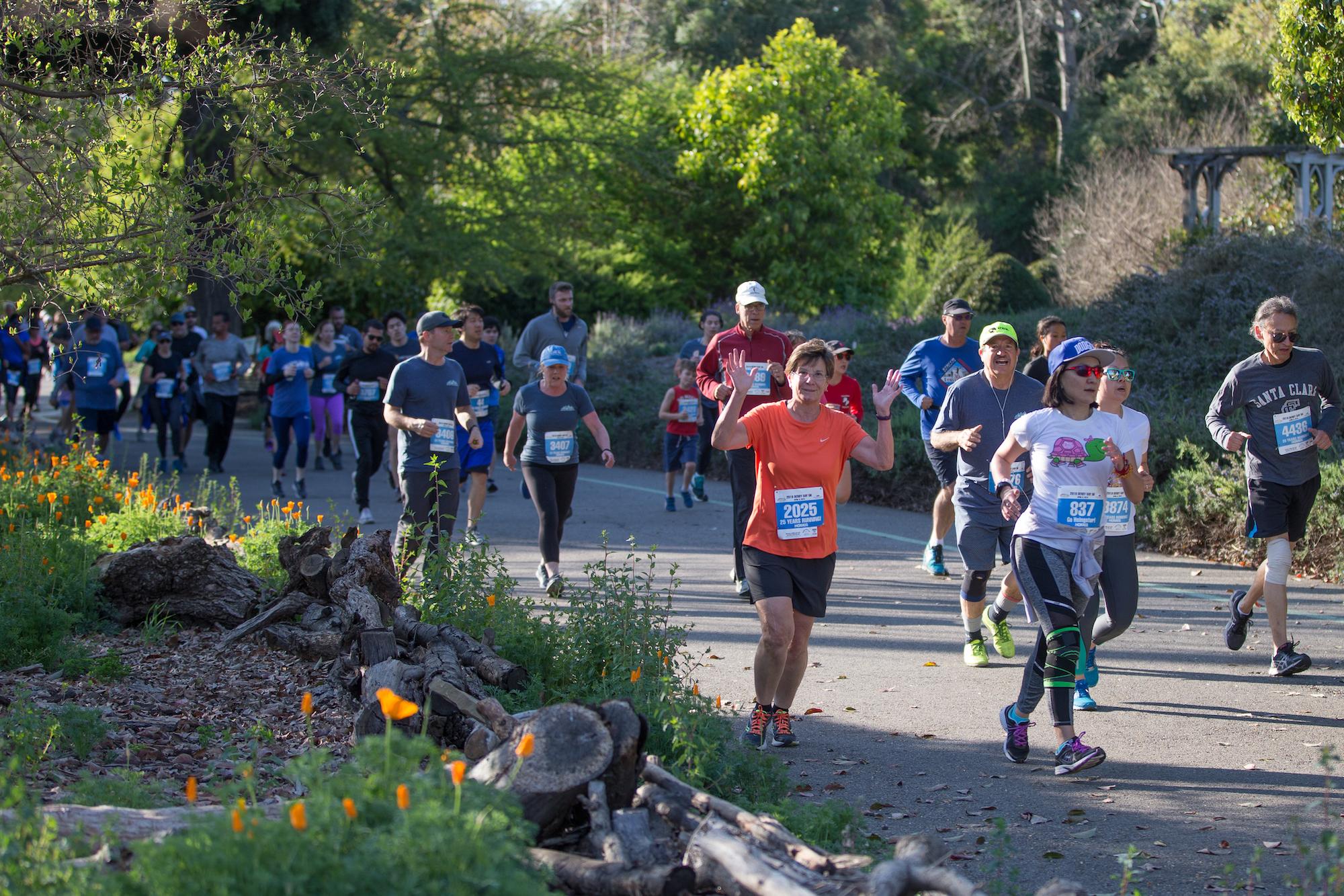 Santa Anita Derby Day 5k Run Walk